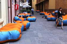 Bubbleware: Social Furniture