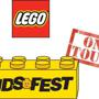 LEGO KidsFest Milwaukee Sunday Sessions 1 & 2