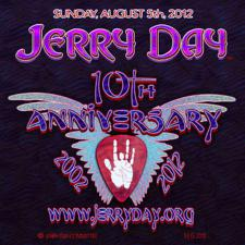 Jerry Garcia Day