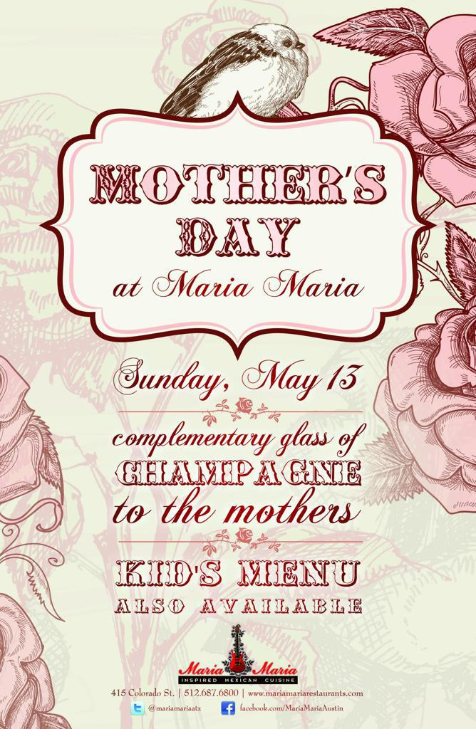 Mothers Day Brunch @ Maria Maria w/ Brittany Shane!!