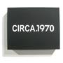 CIRCA,1970 group exhibition