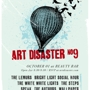 Art Disaster no.9 - RSVPs CLOSED!