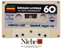 REGGAE LOUNGE &quot;OL' SKOOL WEDNESDAYS&quot;