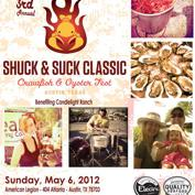 Shuck and Suck Classic Crawfish & Oyster Fest