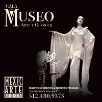 Gala del Museo Arte y Glamour 2012