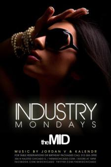 Monday Night Industry Party At Mid