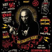 Ronnie James Dio Tribute w/ Scorpion Child
