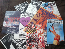 Poster Set Giveaway featuring LMFAO, Good Charlotte, Forever The Sickest Kids, Boys Like Girls, and more. Blackbox posters, Guid