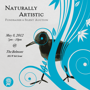  Naturally Artistic: Fundraiser and Silent Auction