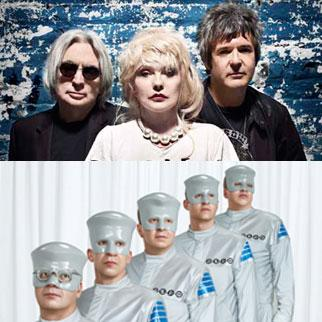 Blondie, Devo