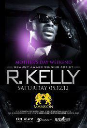 An Intimate Evening w/  R. Kelly