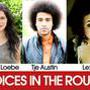 Voices in the Round: Rebecca Loebe, Tje Austin & Lex Land