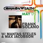  Commonwealth Featuring Frank Solano &amp; Max Jacobsen With Mantas Steles