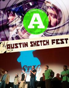 Austin Sketch Fest: Astronaut Theatre and Stag Comedy
