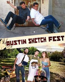 Austin Sketch Fest: Delicious Moments and Your Terrific Neighbors
