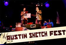 Austin Sketch Fest: The Encyclopedia Show