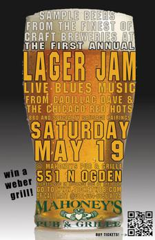 Lager Jam!