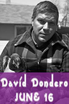 DAVID DONDERO at ACE