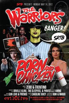 SRTB Presents: PORN AND CHICKEN! Warriors