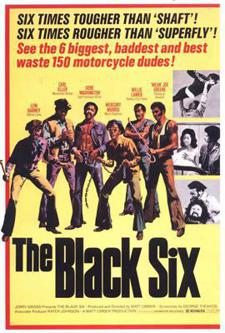 Weird Wednesday: The Black Six