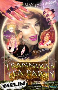 Trannika's Tea Party
