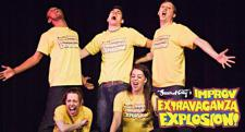 The Second City's Improv Extravaganza Explosion