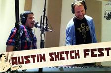 Austin Sketch Fest: The Mascot Wedding Show Live