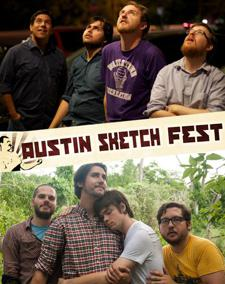 Austin Sketch Fest: Hot Property and Spirit Desire