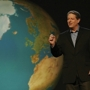 "Al Gore In-Person Presenting ""An Inconvenient Truth"""