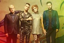 SOLD OUT Neon Trees with Penguin Prison, JJAMZ
