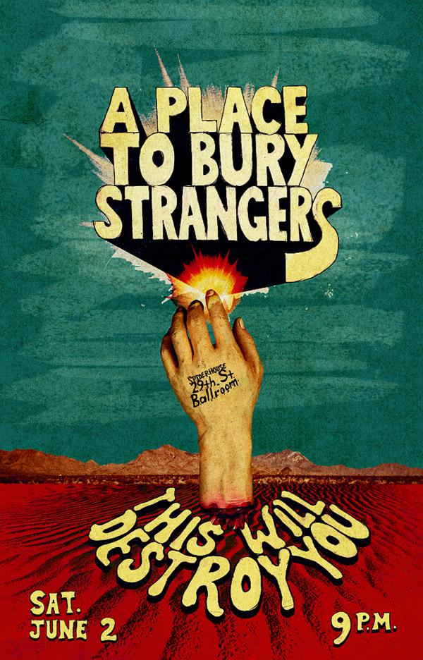 This Will Destroy You, A Place To Bury Strangers