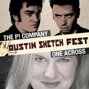  Austin Sketch Fest: The P! Company and One Across