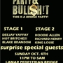 High Society presents: Party & Bullshit Bridge Party w/ Surprise Special Guest!
