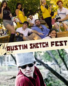 Austin Sketch Fest: Fantasy Sex Picnic and Ghetto Sketch Warlock