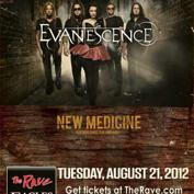  Monster Energy presents CARNIVAL OF MADNESS TOUR FEATURING EVANESCENCE, CHEVELLE, AND HALESTORM, Cavo, New Medicine