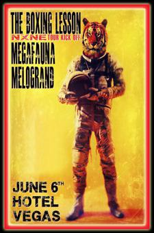 The Boxing Lesson (NXNE Tour Kick Off) + Megafauna + Melogrand
