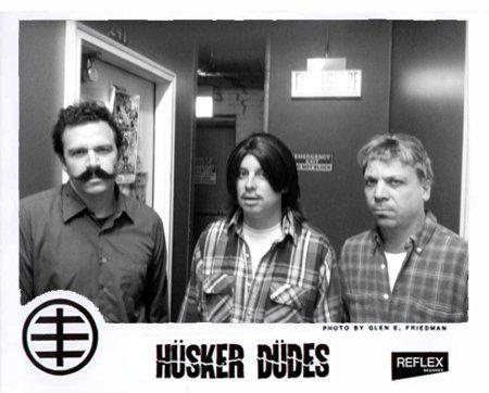 HUSKER DUDES(Husker Du Trib.), w/TEXTBOOK COMMITTEE(Guided By Voices Trib)