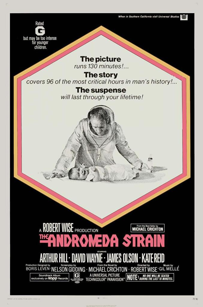 Made in Texas Family Film Series: THE ANDROMEDA STRAIN