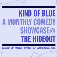 Kind Of Blue Comedy Series