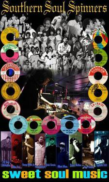 Soul Summit Presents: The Southern Soul Spinners, Soul Summit DJs: Dave Mata, Duke Grip, Sloppy White