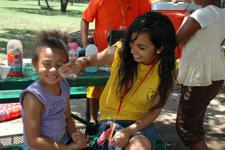 The Summer Playground Program