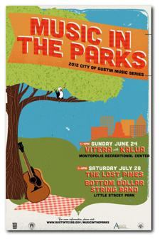 Music in the Parks presents VITERA and Kalua