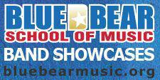 Blue Bear Band Showcases