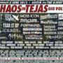 Chaos in Tejas Day 4: Dragged into the Sunlight, Cough, Whitehorse, Cross, Batillus, Theories