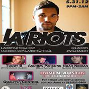 Vivid Sound Entertainment presents LA Riots