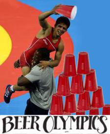 SF BEER OLYMPICS! Drinking Games + Cheap Beer! (Every Friday)
