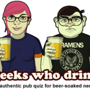 Geeks Who Drink Pub Quiz! @ Opal Divine's Freehouse