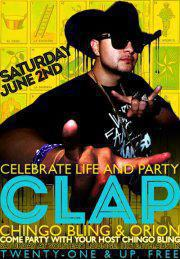 "DJ Orion and CHINGO BLING ""Celebrate Life and Party!"""