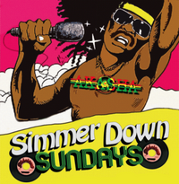 Akasha Presents: Simmer Down Sunday, Simmer Down DJs Nic The Graduate  & Rad Brian Spin Reggae Classics