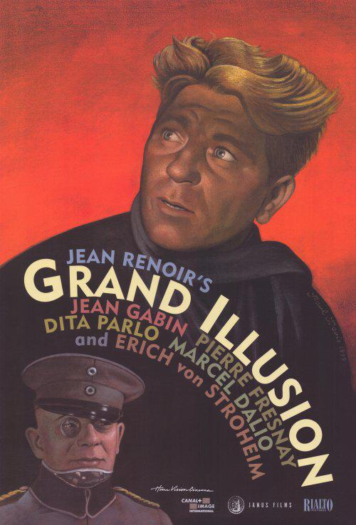 The Grand Illusion (PARAMOUNT SUMMER CLASSIC FILM SERIES)